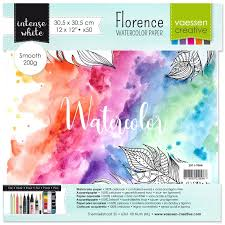 watercolorpaper intense white 30 x 30