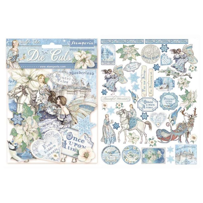 die-cuts-winter-tales-stamperia